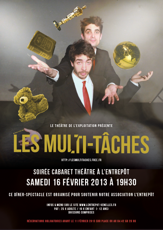 affiche multitaches