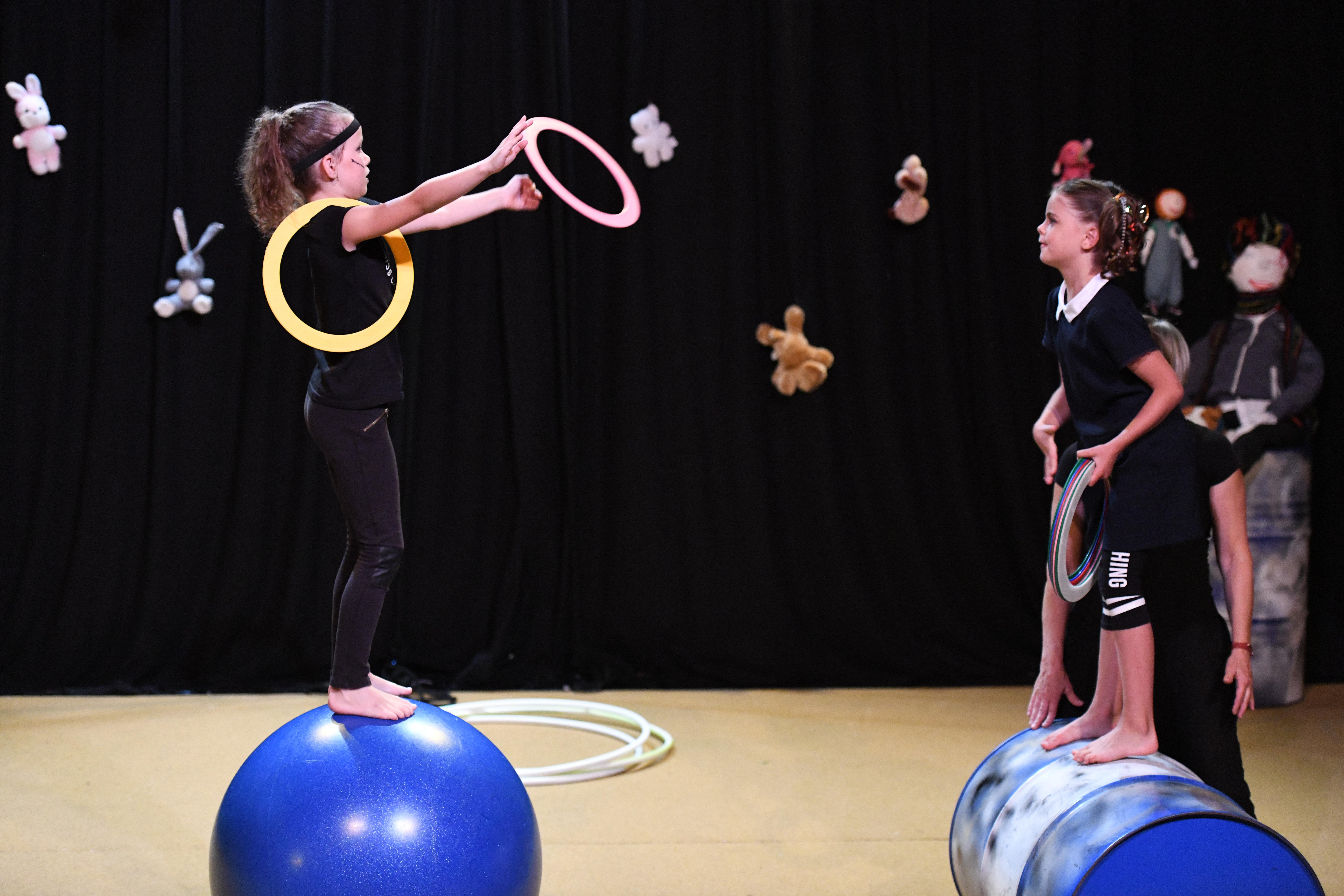 Cirque (enfants) @ L'Entrepôt Espace Chorégraphique et Culturel