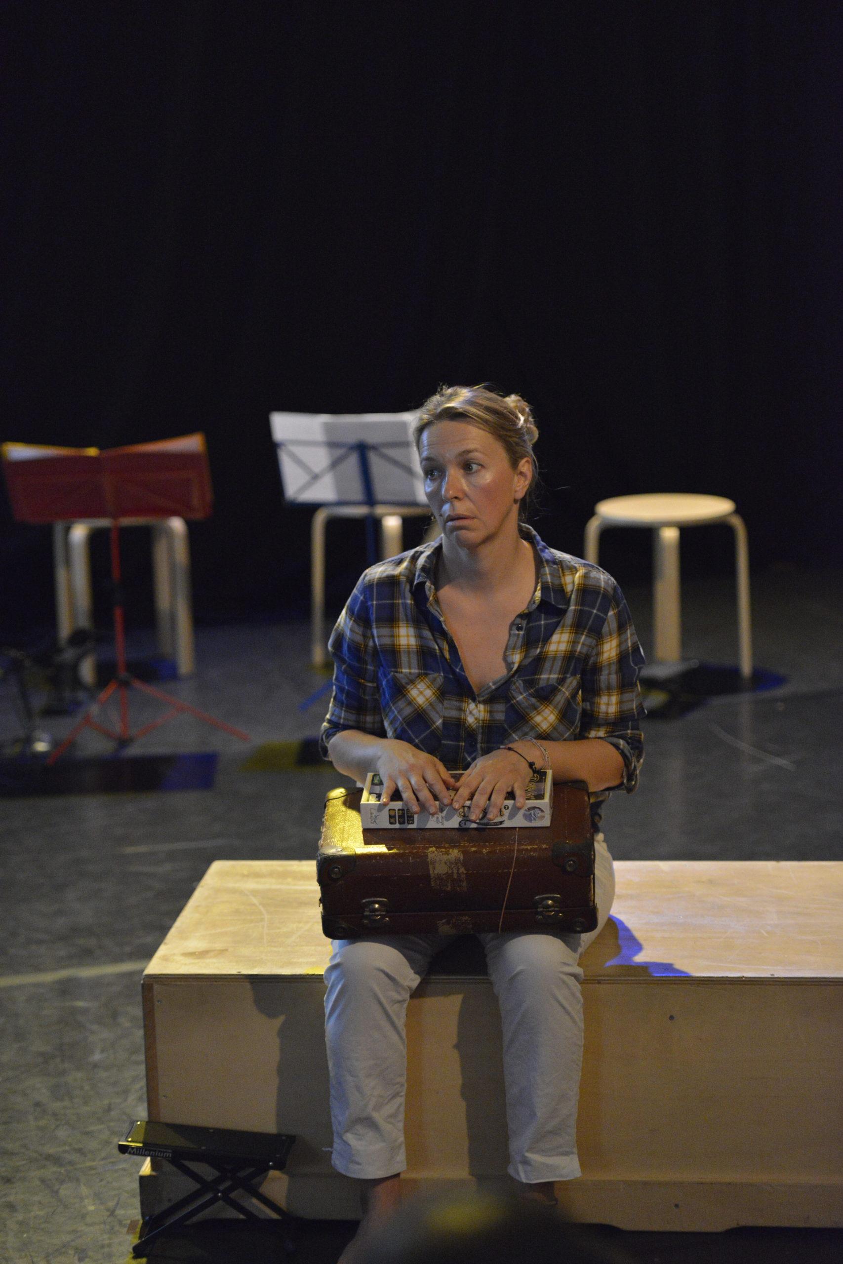 Cabaret théâtre et musique - reporté - @ L'Entrepôt Espace Chorégraphique et Culturel