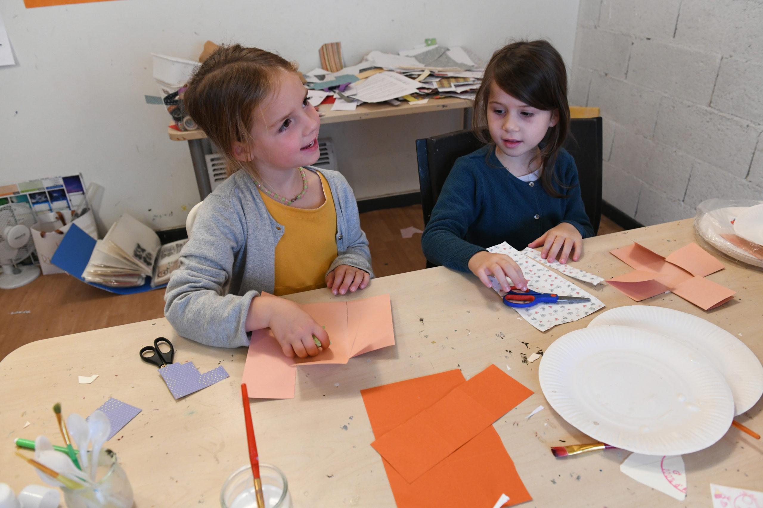 Scrapbooking (enfants) @ L'Entrepôt Espace Chorégraphique et Culturel