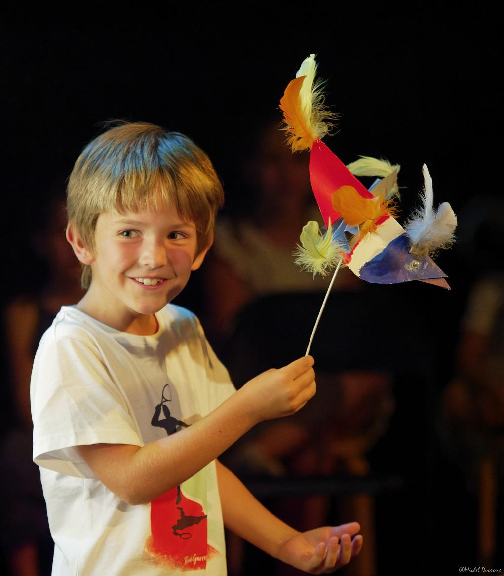 Stage de Marionnettes 5/7 ans