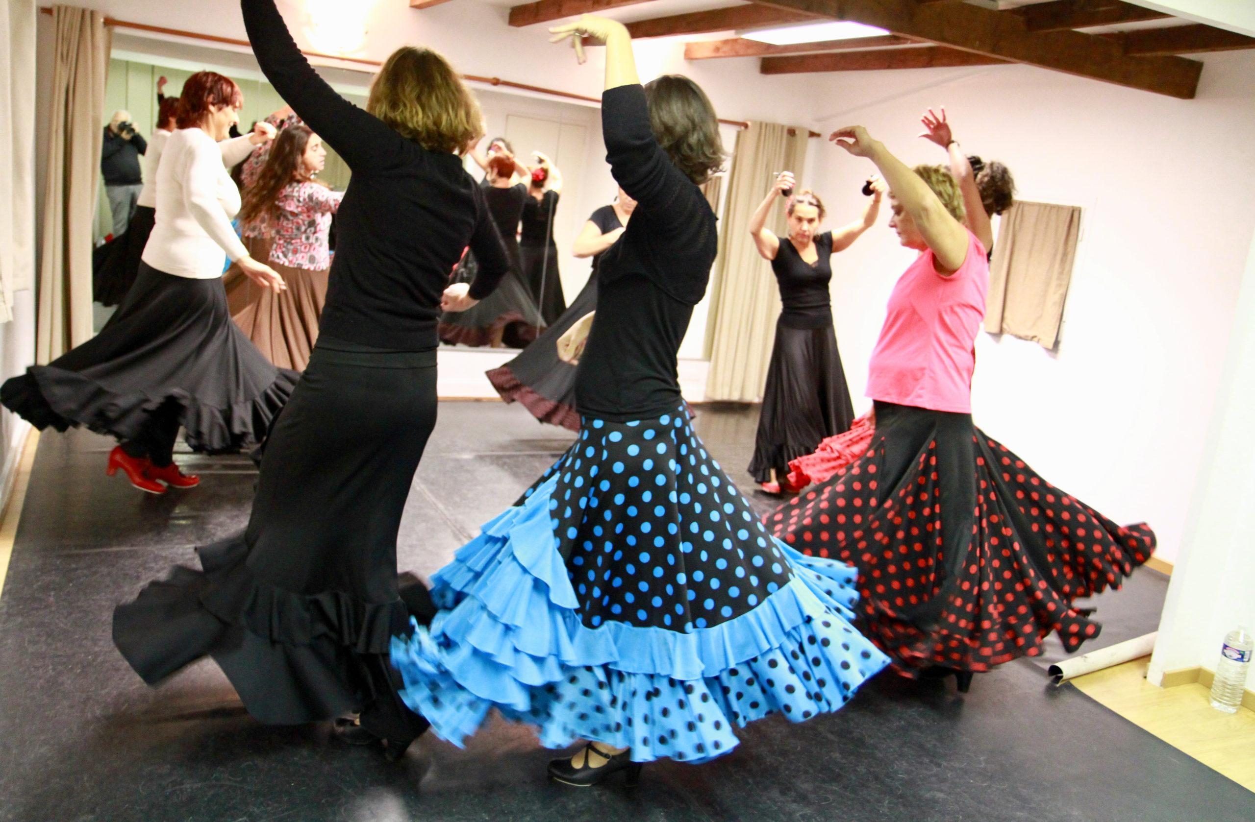 Danse flamenca (débutants) @ L'Entrepôt Espace Chorégraphique et Culturel