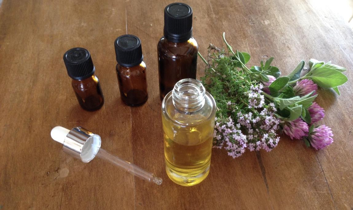 Atelier aromatique - ma trousse de base - @ L'Entrepôt Espace Chorégraphique et Culturel